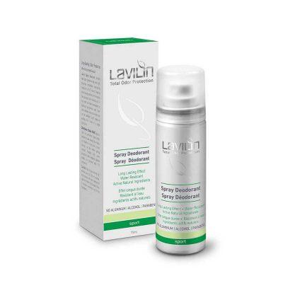 Lavilin deodorant spray sport